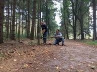 Mountainbiketraining in Staphorst